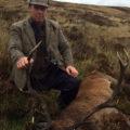 Chasse au gros gibier en Écosse